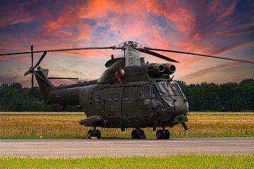 Puma HC2 Royal Air Force.