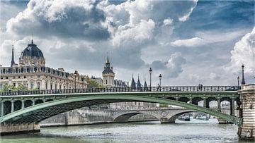 Seine, Parijs van Vladyslav Durniev