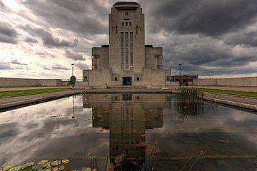 Radio Kootwijk Gebäude A von Fotografie Ronald