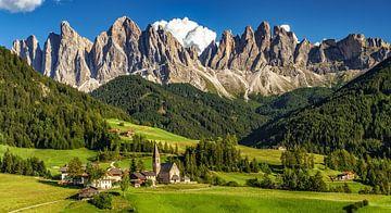 Villnößtal Tyrol du Sud sur Achim Thomae
