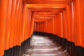 Fushimi Inari Japan van SaschaSuitcase