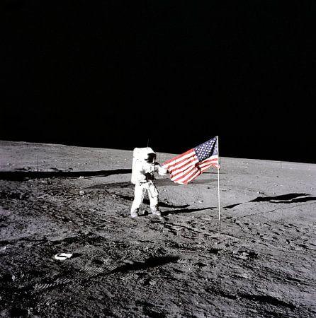 Moonwalk, Pete Conrad 1969