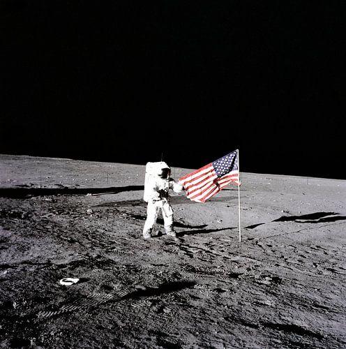 Moonwalk, Pete Conrad 1969 sur Moondancer .