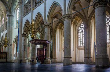 Onze Lieve Vrouwekerk Breda van Jaap Tempelman
