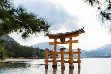 Itsukushima-schrijn sur Schram Fotografie