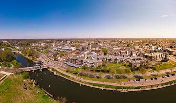 Panorama van Doetinchem centrum van Gerrit Driessen