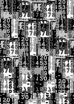 Zahlen Nr. 10 von Leopold Brix