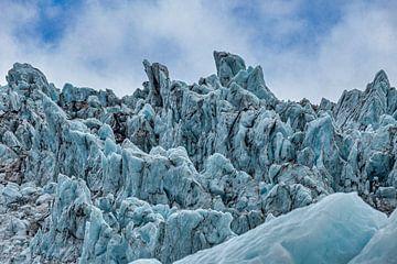Falljökull-Gletscher im Vatnajökull-Nationalpark von Easycopters