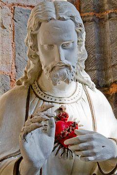 Jezus Christus Heilig Hart van rene marcel originals