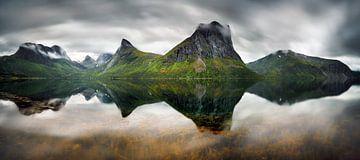 Steinfjorden Panorama sur Wojciech Kruczynski