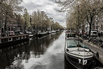 Amsterdam, Keizersgracht (NL) van Tom Smit