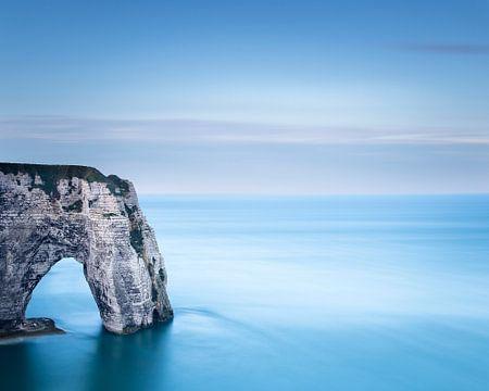Les falaises d'Etretat - Normandie