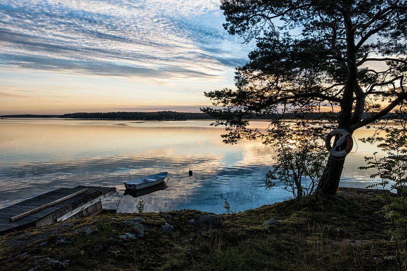 Schären an der schwedischen Küste von Rico Ködder