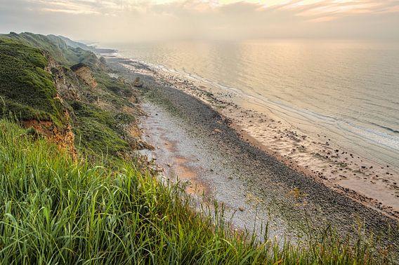 Normandië kust Frankrijk