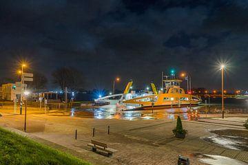 Hoogwater Veer, Schoonhoven van Rossum-Fotografie
