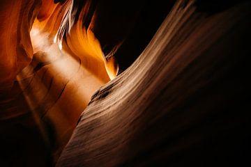 Antelope Canyon van Tessa Bruggink
