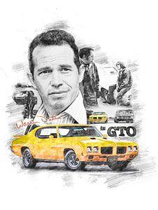 Warren Oats as GTO