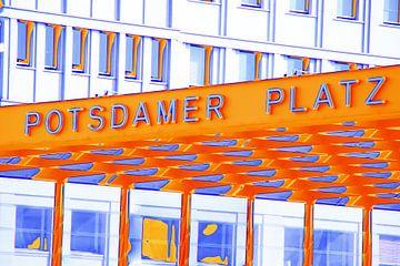 Berlin Potsdamer Platz von Carmen Varo