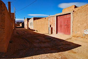 Marokkanische Gasse von Homemade Photos