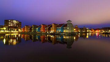 Reitdiep haven Groningen 9 van Marcel Kieffer