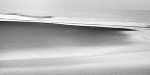 Het Noordzeestrand bij Noordwijk IV van