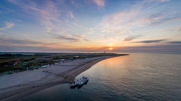 Waddenveer De Vriendschap Texel von Texel360Fotografie Richard Heerschap