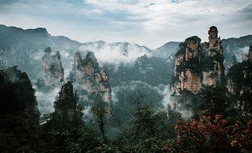 Avatar mountains van Fulltime Travels