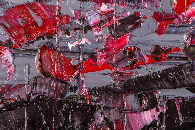 rot & grau von Jan Fritz