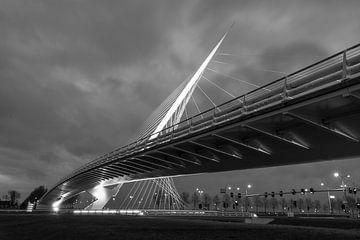 Santiago Calatrava brug De Citer sur Arno Prijs