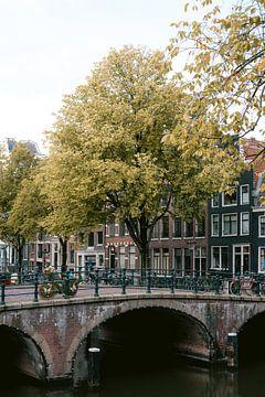 Grachtengürtel von Amsterdam, Niederlande von Manon Galama