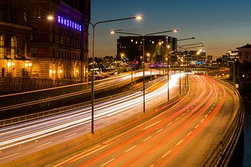 Heerlijk licht in Stockholm van Lynxs Photography
