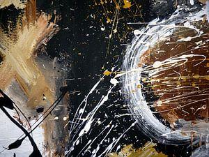 abstrakt van Christin Lamade