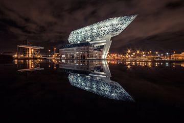 Hafenhaus von Jonathan Verhoeven