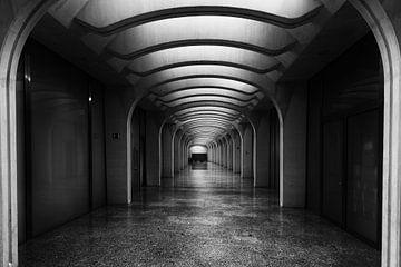 Valencia opera, de catacomben van