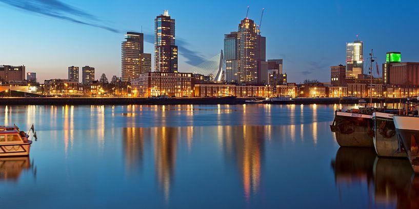 Maashaven / Katendrecht / Kop van Zuid / Rotterdam van Rob de Voogd / zzapback