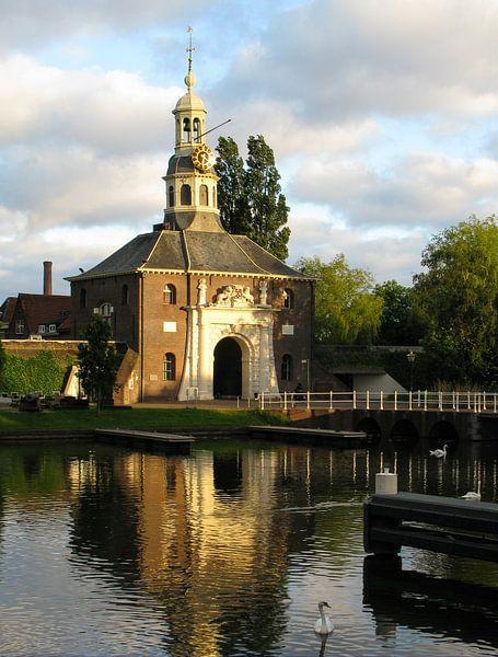 Leiden Zijlpoort (2010) von Erik Zachte