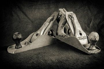 Antiek handgereedschap van Roland de Zeeuw fotografie