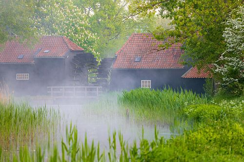 The Van Gogh watermill