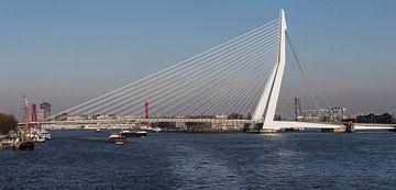 Erasmusbrücke ... von Bert - Photostreamkatwijk
