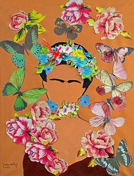 Frida Kahlo von Ineke de Rijk