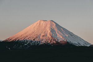 Mount Doom in Neuseeland von Sophia Eerden