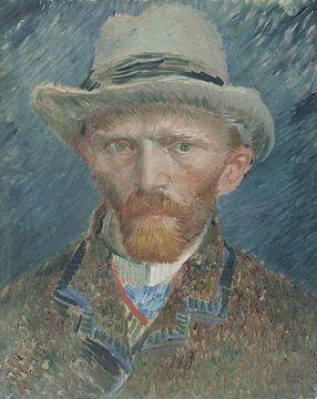 Selbstporträt - Vincent van Gogh