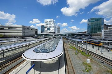 Station Utrecht Centraal sur In Utrecht