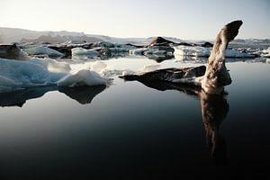 Jökulsárlón gletsjermeer, IJsland (Jokulsarlon)