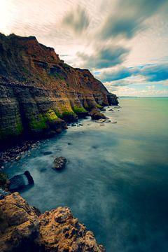 Port en Bessin Huppain Normandie Frankrijk sur Rob van der Teen