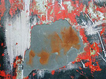 Urban Abstract 203 van MoArt (Maurice Heuts)
