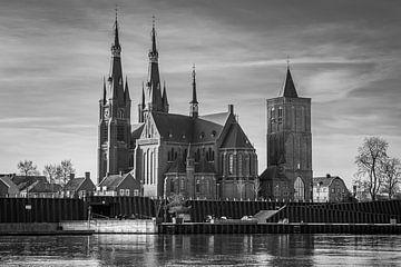 Kerktorens Cuijk van Vincent de Moor