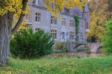 kasteel Terworm in heerlen van Francois Debets