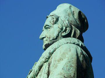 Carl Friedrich Gauss (Gauss), Brunswick van RaSch_Design