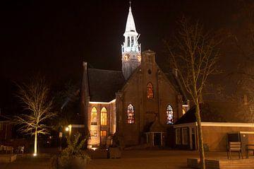 Kerk Koog a/d Zaan van Robert Lotman